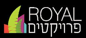 רויאל פרוייקטים Logo